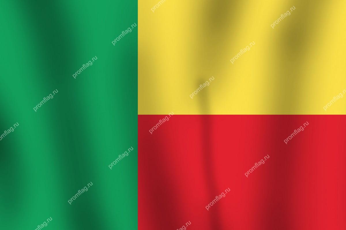 Флаг Республики Бенин
