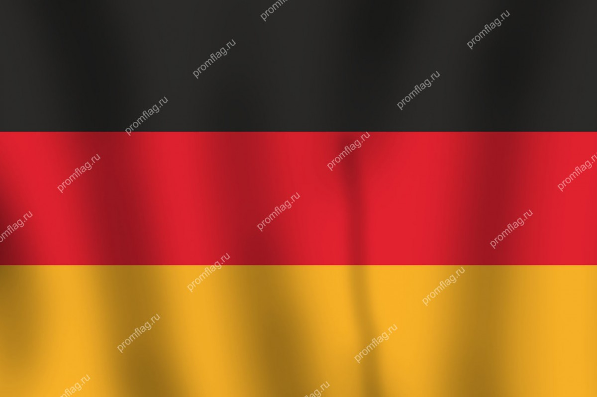 Флаг Германии (ФРГ)