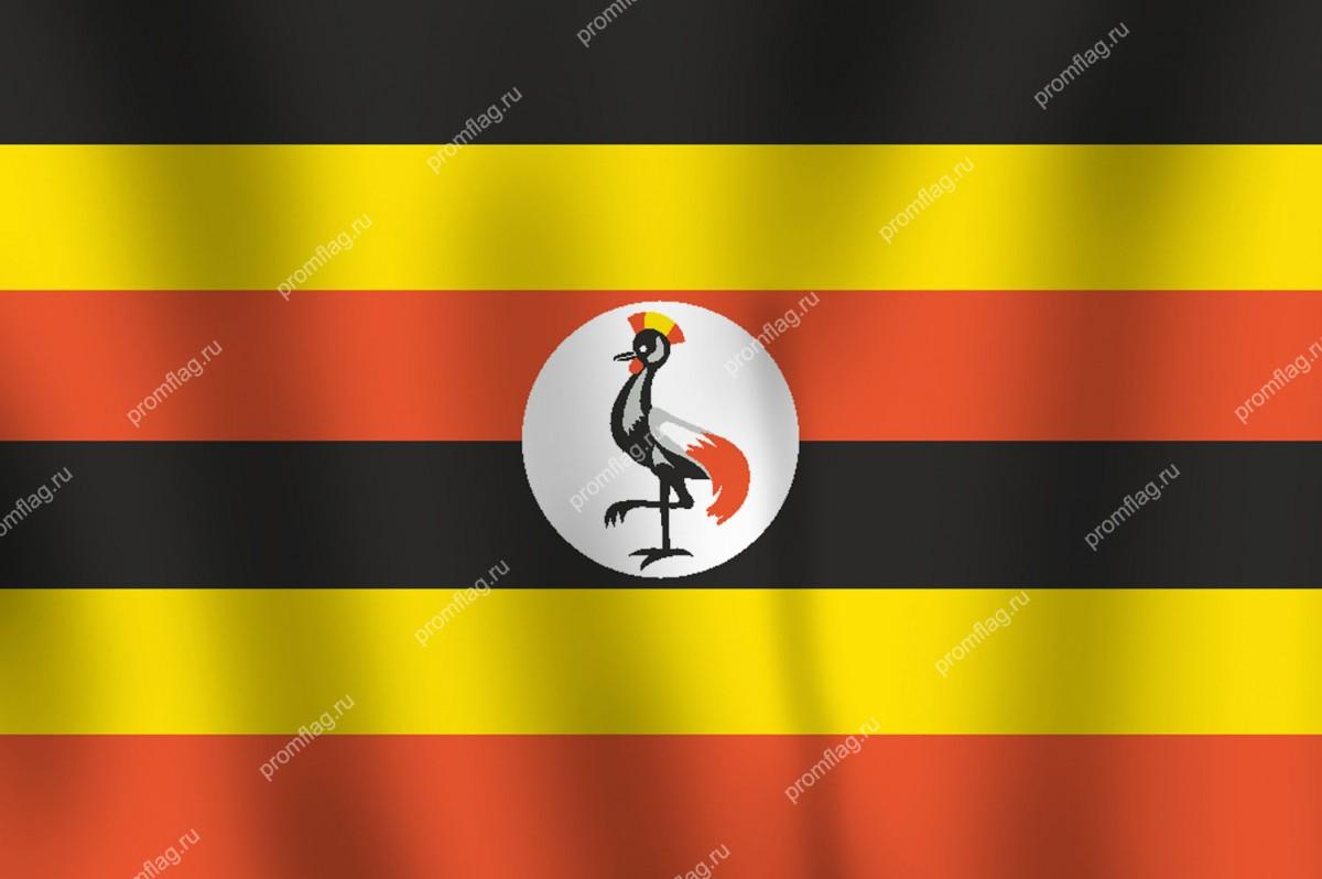 Флаг Уганды